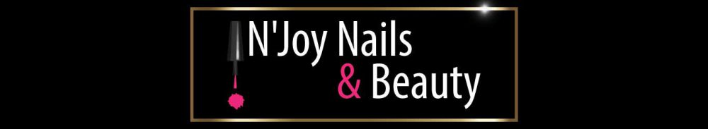 N'Joy Nails & Beauty logo