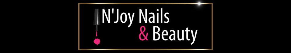 N'Joy Nails & Beauty logo